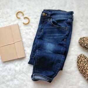 J. CREW Skinny Stretch Jeans